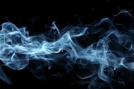 Fond de fumée Banque d'images - 17707837