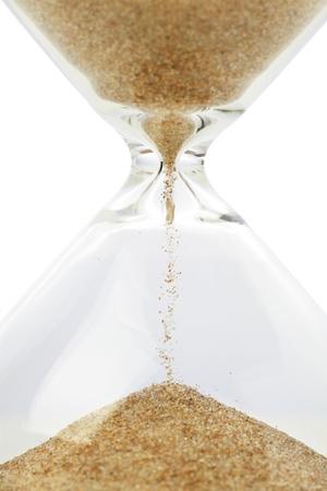 sand watch: Hourglass