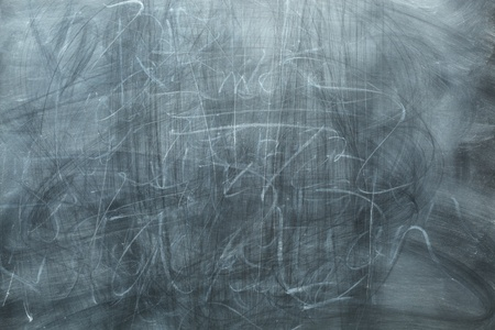 scratches: Old chalk board