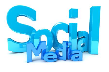 Social media Stock Photo - 22898795