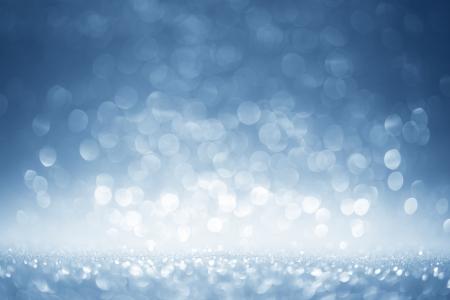 きらびやかな青色の背景色 写真素材