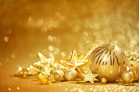 stars: Golden Christmas