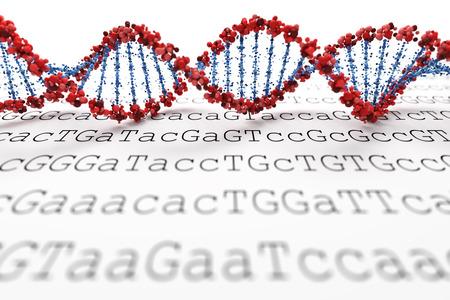 DNA-achtergrond