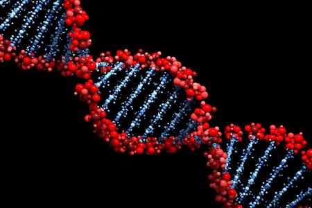 DNA background Archivio Fotografico