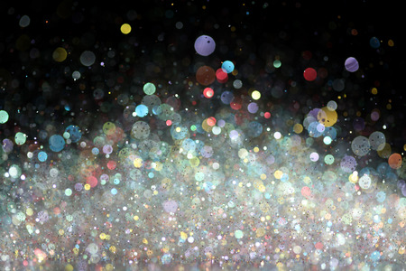 shine background: Colorful lights background