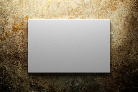 Blank canvas background photo