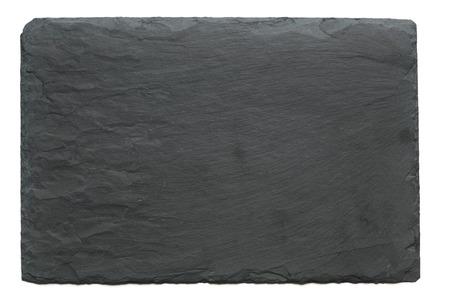 slate board: Blank chalkboard