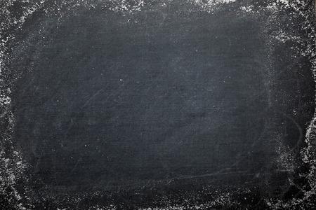 chalkboard: Blank chalkboard