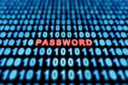 Password background