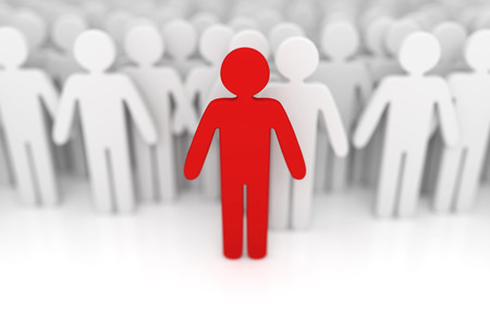 special individual: Standing out from the crowd