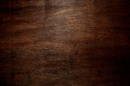 textured: Dark wood background