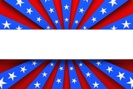 빨강, 흰색 및 파랑 미국 배경 스톡 콘텐츠 - 40112772
