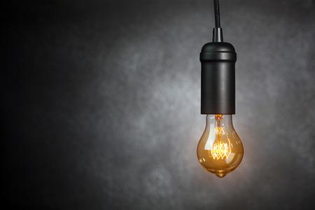 bulbs: Vintage light bulb