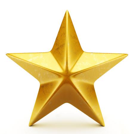 star bright: Estrella de oro