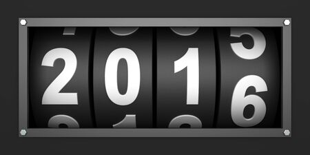 newyear: 2016 New year countdown timer