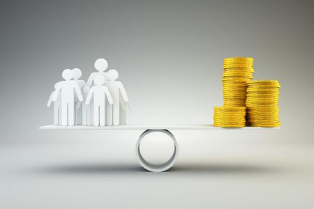 ingresos: Familia y dinero