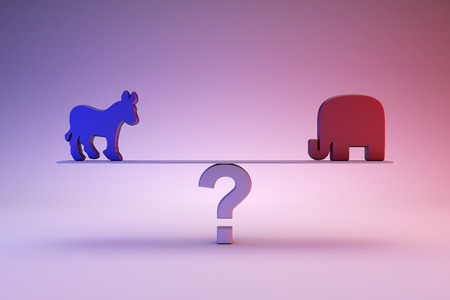 democratic donkey: Republican or Democrat