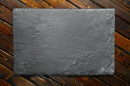 dark grey slate: Rough slate background