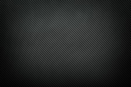 Dunkle Kohlefaser-Hintergrund Standard-Bild