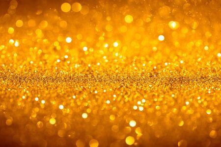 Sparkling glittering lights abstract background Foto de archivo