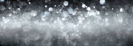 Sparkling glittering lights abstract background Stock fotó