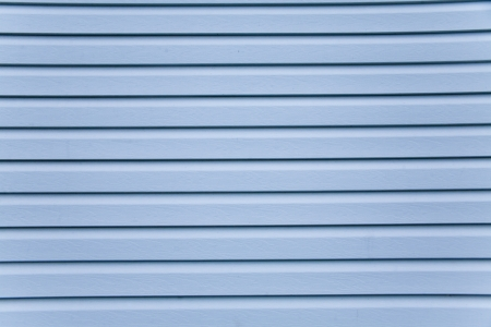 Wooden wall  Slice the blue siding photo