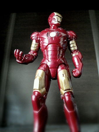 iron man: Iron man toy