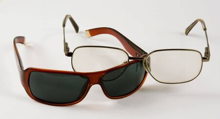 diopter: Antisun glasses and diopter glasses