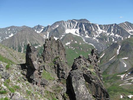 kamchatka: Montagne e di vulcani della Kam?atka