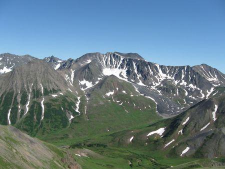 kamchatka: Mountains and volcanoes of Kamchatka
