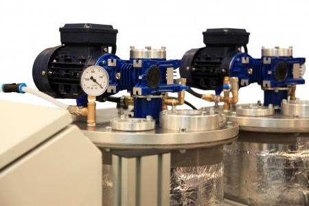 reagents: Chemical Reactor for the Mixing of Reagents Hot
