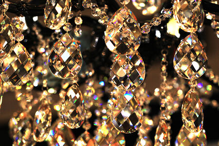 strass: crystal strass for the lamp  for luxury interior design
