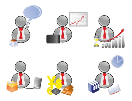 working hours: The businessman suitcase the income of dollars euro gold the business plan working hours achievement