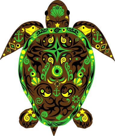 ringlet: turtle