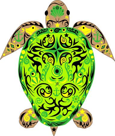creep: turtle