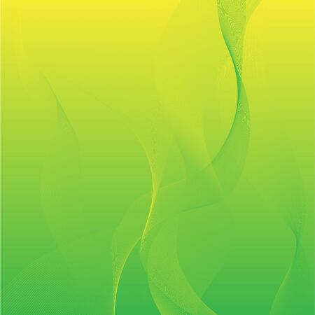 green background: green background, texture with waves, Stock Photo