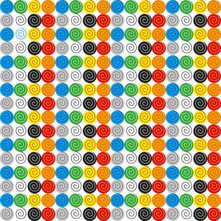 Pattern, circles, abstraction vector, texture, illustration, balls, many repetitive shapes