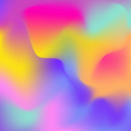 Rainbow texture, rainbow stripes, rainbow stripes Illustration