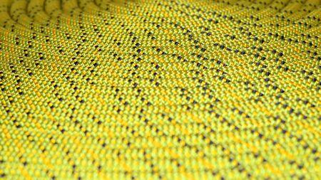 nylon string: Climbing Rope close up (selective focus) Stock Photo