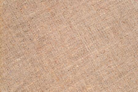 sacking: The rural brown sacking background