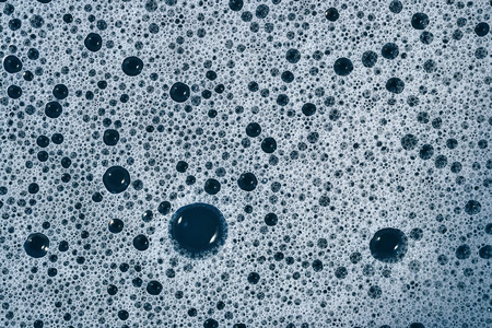 soapsuds: Soapsuds bubbles as background texture Stock Photo