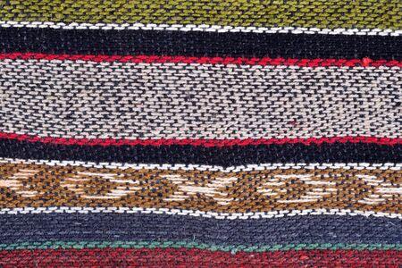 hand woven: Striped mano tessuto per lo sfondo