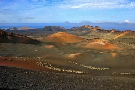 lanzarote: Fire Mountains National Park Timanfaya Lanzarote Spain