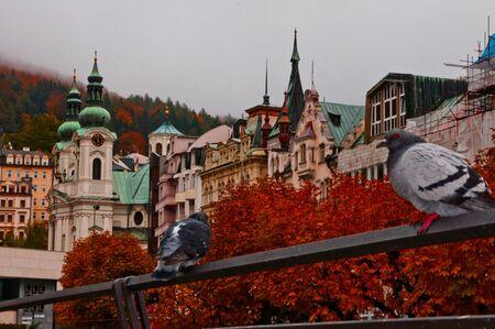 karlovy: Karlovy Vary spa town Known as the