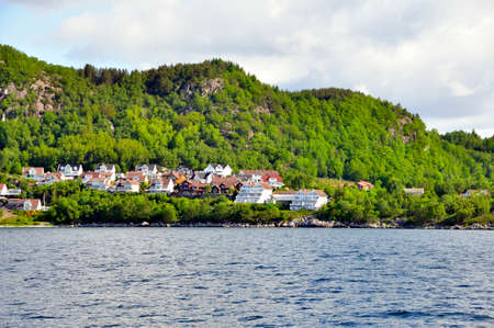 Norway dream fjord Banque d'images