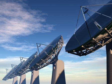 telecommunication: radars