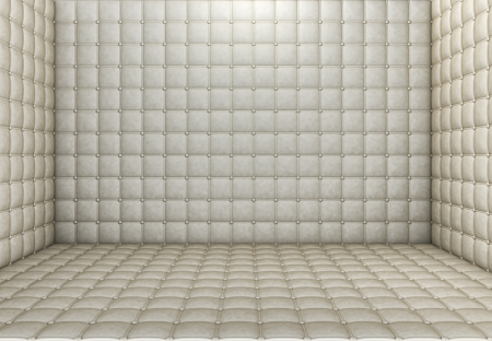 madness: padded room