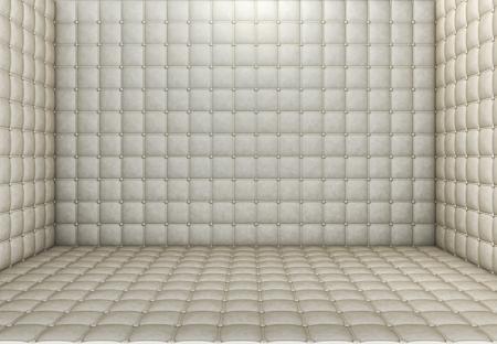 psychiatric: padded room