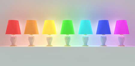 rea: lamp