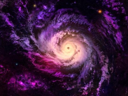 galaxy Stock Photo - 18293830